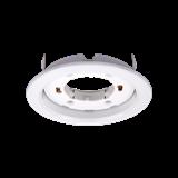 Светильник точечный PGX53 15Вт GX53 D106 белый металл .1016744 JAZZWAY