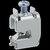 Зажим шинный (терминал) ЗШИ 1,5-16 мм2 для шины 5 мм IEK YNT10-05-25-016