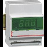 Амперметр/вольтметр 0-500 В цифровой DIN 004663 Legrand