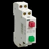 Кнопка управления модульная КМУ11 ИЭК MBD10-11-K51