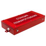 Световой указатель централизованного электропитания/оповещатель пожарный световой BS-1910-2x10 -60 a11728 Белый свет