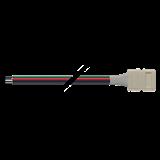 Коннектор для LED-ленты PLSC-10x4/20 5050 RGB 10шт .1013767 JAZZWAY