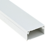 Кабель-канал PROxima 60х40 белый kk-60-40 EKF