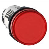 Лампа сигнальная Harmony XB7 красный 230В TEL XB7EV04MP Schneider Electric