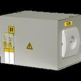Ящик с понижающим трансформатором ЯТП-0.25 220/12-2 36 УХЛ4 IP31