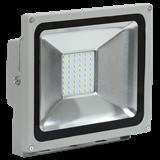 Прожектор LED СДО 05-30  серый SMD IP65 IEK