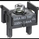Подсветка для светового сигнала Е10 230 В 4 мА 099300 GIRA