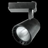 Светильник трековый LED PTR 03 15Вт 4000K 1-фаз. черный