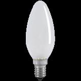 Лампа C35 свеча матов. 60Вт E14 LN-C35-60-E14-FR IEK