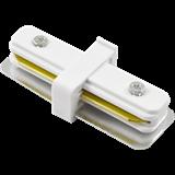 Коннектор PTR CI-WH I-образный белый IP40 однофазный .5010765 JAZZWAY