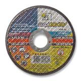 Диск отрезной -Луга по металлу 125 Х 2,5 Х 22 (3мм) А24 (14А)