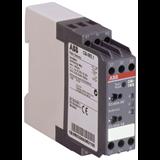 Реле контроля сопротивления изоляции CM-IWS.1S (1-100кОм) Uизм=250В AC/300В DC, 1ПК, емкость системы 10 мкФ, винтовые клеммы 1SVR730660R0100 ABB