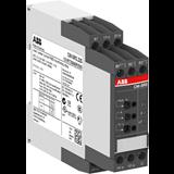 Реле контроля тока CM-SRS.22S (диапазоны измерения 0,3-1,5А, 1-5A, 3-15A) 24-240В AC/DC, 2ПК, винтов