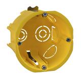 Коробка уст. скр.пр. D68х45 г/к (мет. лапки) Schneider Electric IMT35150