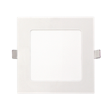 Светильник встраиваемый LED PPL-S 9Вт 6500K 130mm IP40 .5008281 JAZZWAY