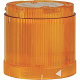 Сигнальная лампа KL70-306Y желтая мигающая со светодиодами 24В A C/DC 1SFA616070R3063 ABB