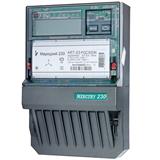 Счетчик электроэнергии, трехфазный Меркурий 230ARТ-03 P(Q)RSIDN 5-7,5А/380В  4 тариф.