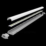 Профиль для LED-ленты накладной PAL 1105 2м .5009523 JAZZWAY