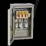 Ящикс рубильником и предохранителями ЯРП-100А 74 У1 IP54 YARP-100-74-54 IEK
