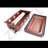 Коробка соединительная КС-20 УХЛ1,5 IP65 металлические заглушки zeta30329 Зэта