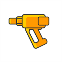 Фены технические и пистолеты