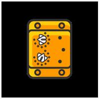 Устройства контроля: реле, датчики