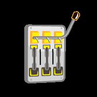 Разъединители и выключатели нагрузки (рубильники)