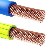 Провода силовые, установочные