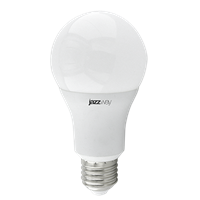 Лампа LED E27 25Вт 3000K 2100lm 220В A70 мат. 5018051 Jazzway