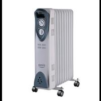 Радиатор масляный UT-10 1,0кВт 5секций IP20 Oasis