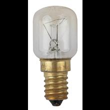 Лампа накаливания Е14 15Вт 90Km Т25 для печей Favor Калашниково