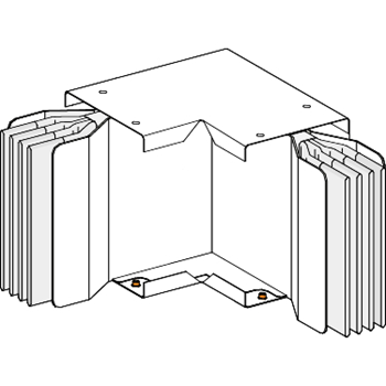 SE Canalis Секция угловая горизонтальная №2 (KTC3200LP5A2)