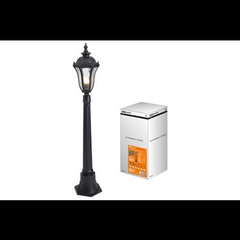 Фото Светильник торшерный Вена E27 1x60Вт IP54 черный/прозрачный SQ0330-2062 TDM