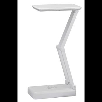 Фото Светильник LED NLED-426-3W-W белый настольный ЭРА