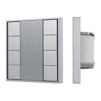 Панель Intelligent KNX-223-8-GREY серый