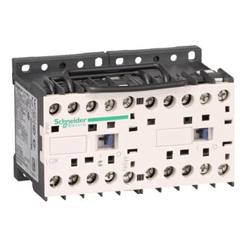 Фото SE Contactors K Контактор реверсивный 3P, 9A, НО, 24В 50/60Гц