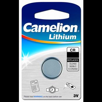 CR2430 BL-1 CR2430-BP1, бат-ка литиевая,3V 3073 Camelion