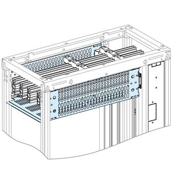 SE Prisma P Разделительная перегородка шкафа 400x600