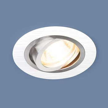Светильник 1061/1 MR16 WH белый