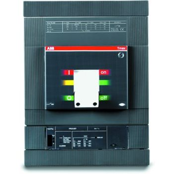 Выключатель автоматический T6N 800 PR223DS In=800 4p F F с контактом S51 1SDA060277R6 ABB