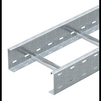 Фото OBO Bettermann Кабельный лоток лестничного типа для больших расстояний 110x600x6000