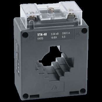 Трансформатор тока ТТИ-40 300/5А 5ВА класс 0,5 ИЭК