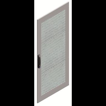 Микроперфорированная одинарная дверь 1600x800
