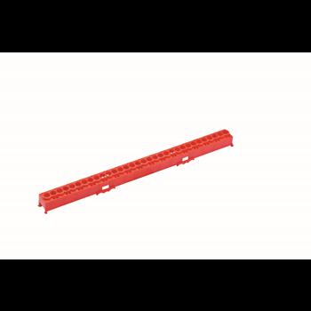 Kaedra Красный Колпачок изолирующий 32 отверстия 202мм