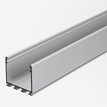 Фото Профиль для LED-ленты KLUS по выбору (аксессуары) квадратный 26мм 2м 016386шт Arlight изображение №2