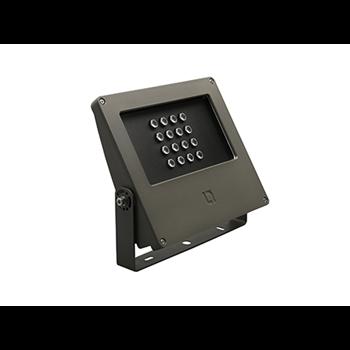Фото Прожектор LED VIZOR RAL9006 28Вт 4000К 2400Lm IP66 серый 1717000160 Световые Технологии
