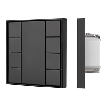 Панель Intelligent KNX-223-8-BLACK черный