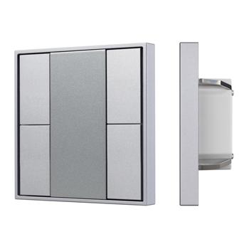 Панель Intelligent KNX-223-4-GREY серый