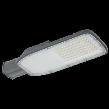 Фото Светильник LED ДКУ 1002-150Ш 5000К IP65 серый IEK