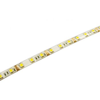 Лента LED PLS 5050/60 14,4Вт/м 12B IP65 5м теплая белая .1000965 JAZZWAY